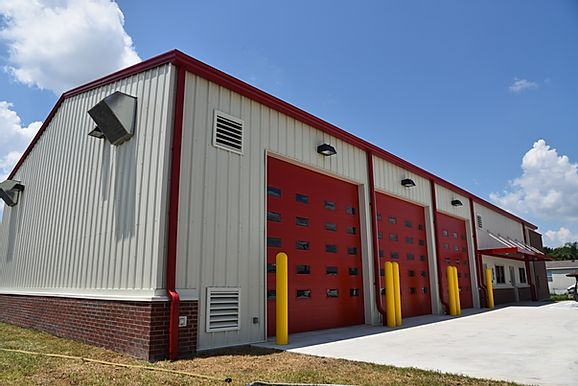 Jefferson County Water District No. 10 Fire Station