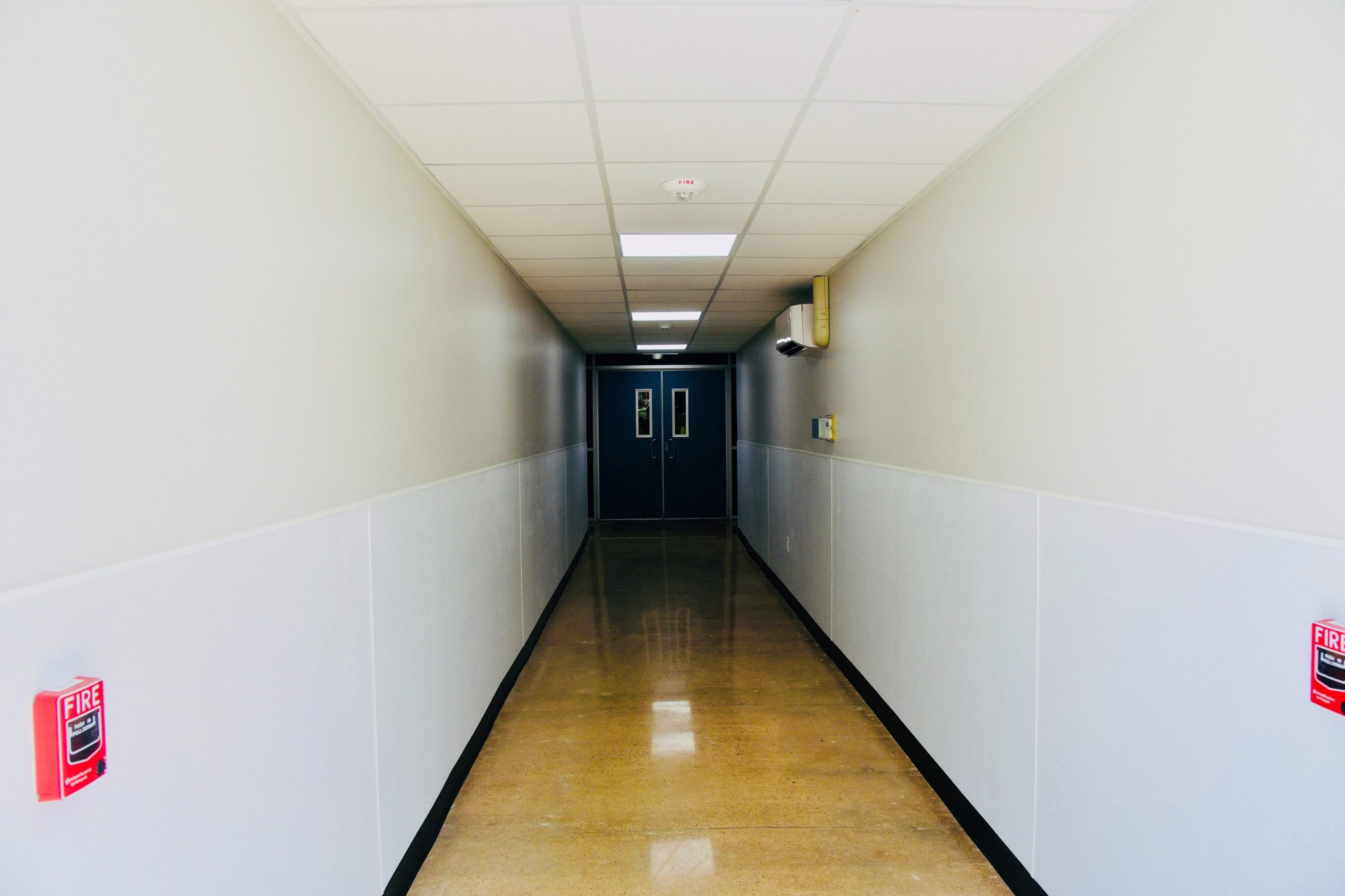 North Early Learning Center Hallway Addition