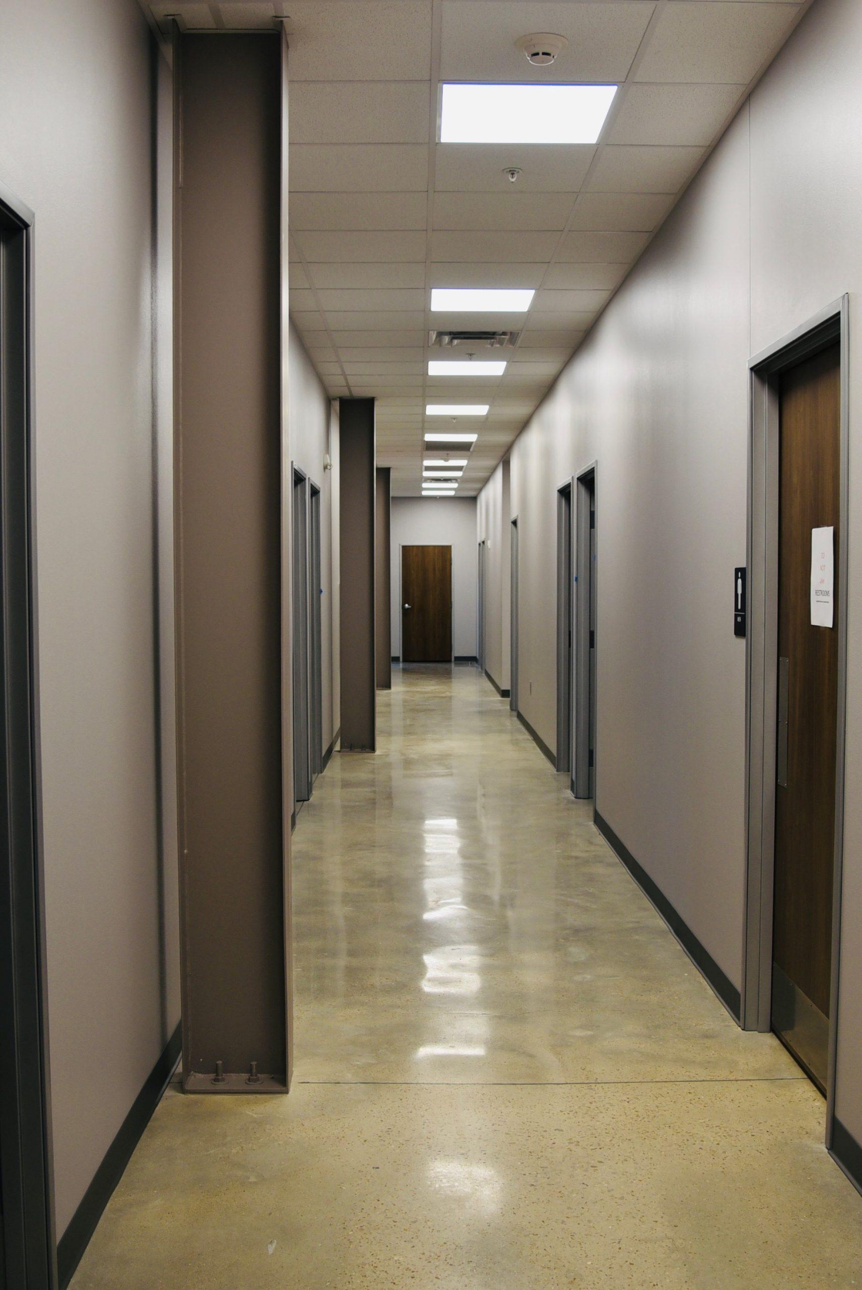 Olson Interior Hallway