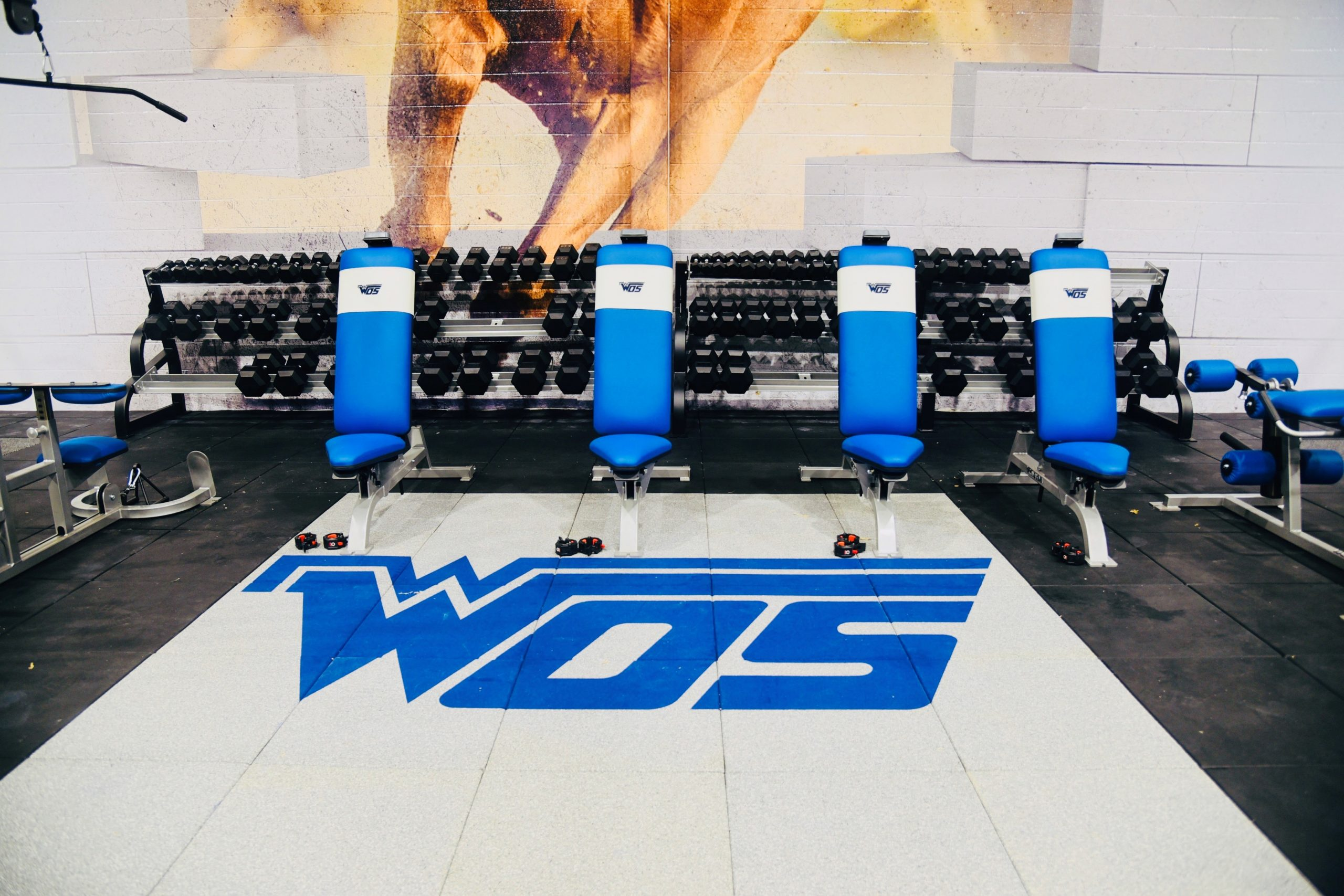 WOS Training - Weight Room -1