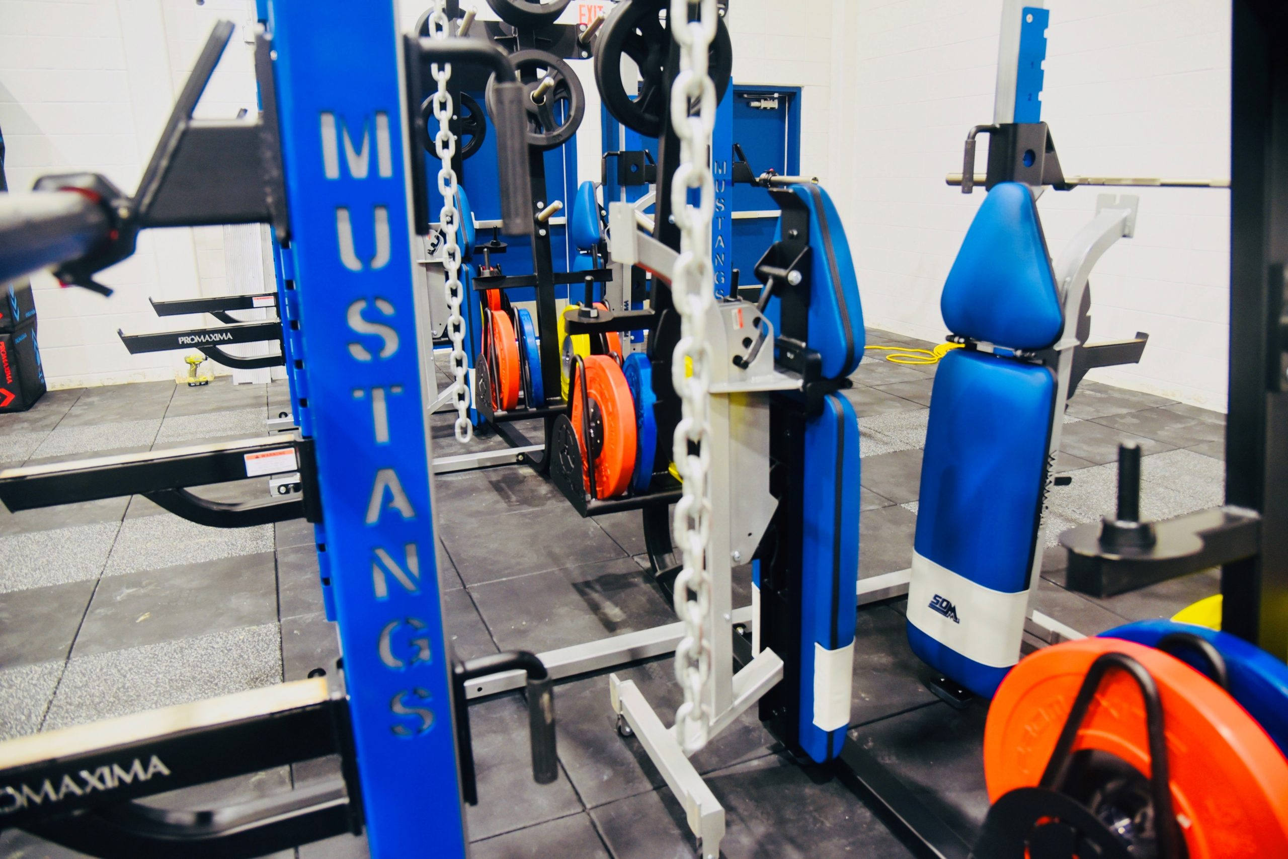 WOS Training - Weight Room -2
