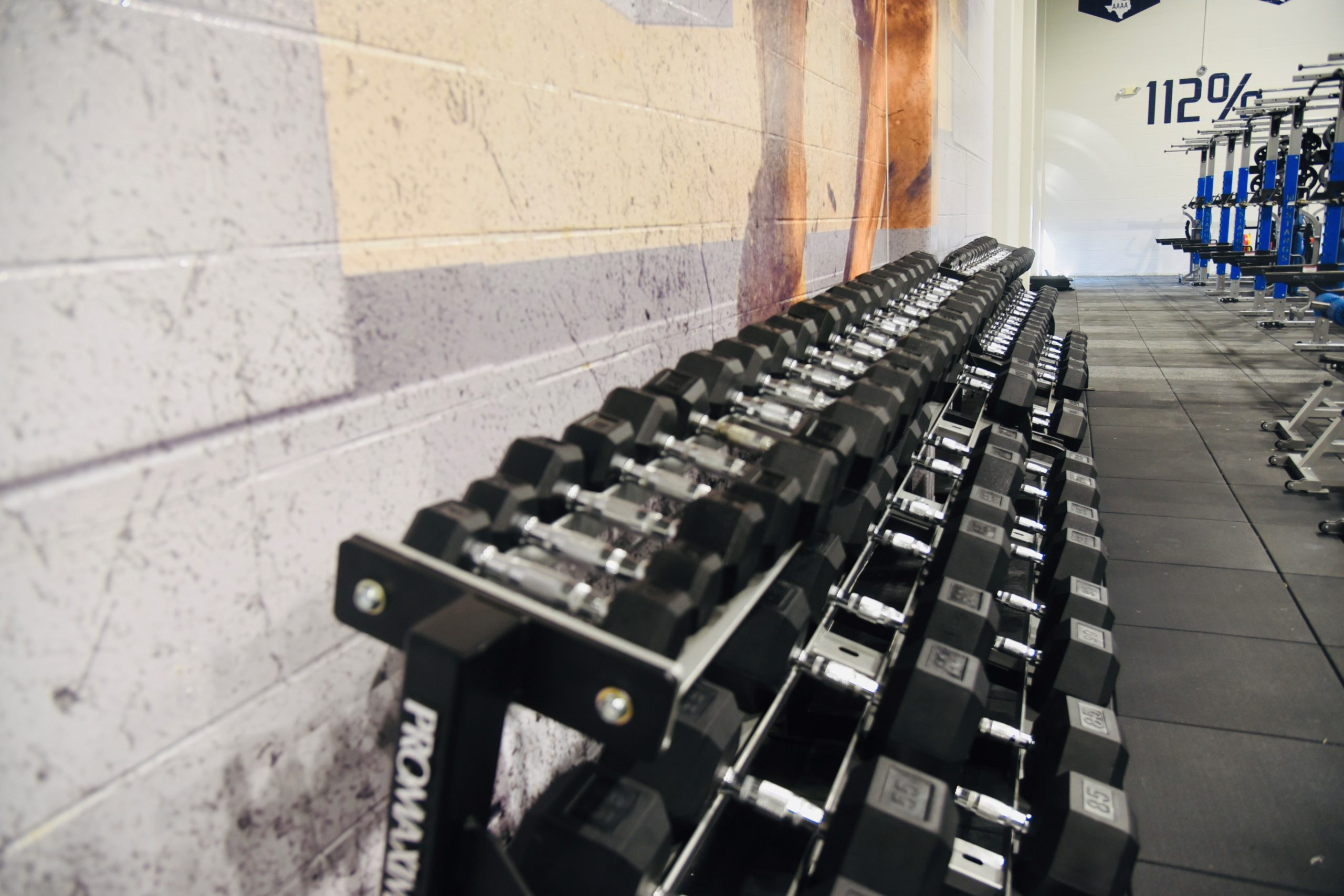 WOS Training - Weight Room -4