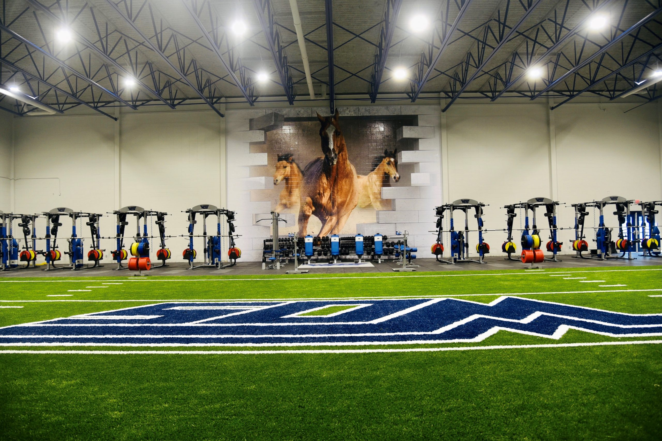 WOS Training - Weight Room